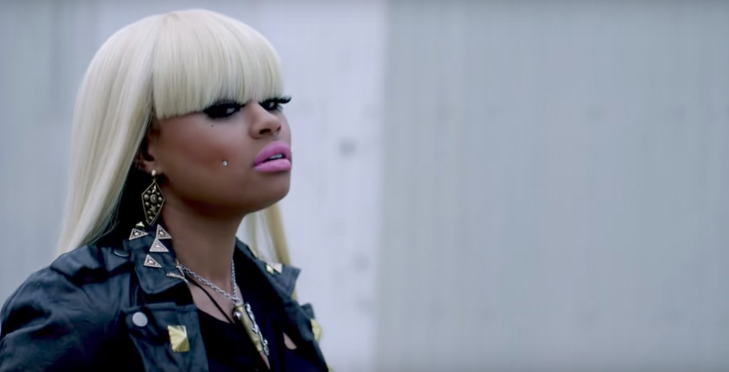 Blac Chyna Puts Her Whole Assets On Display In The Latest Jaw-Dropping Video - Tiny Harris Is Here For It