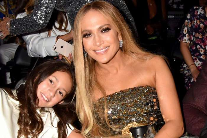 Jennifer Lopez's Daughter Emme Sings Her Mom's Song In Adorable Video!