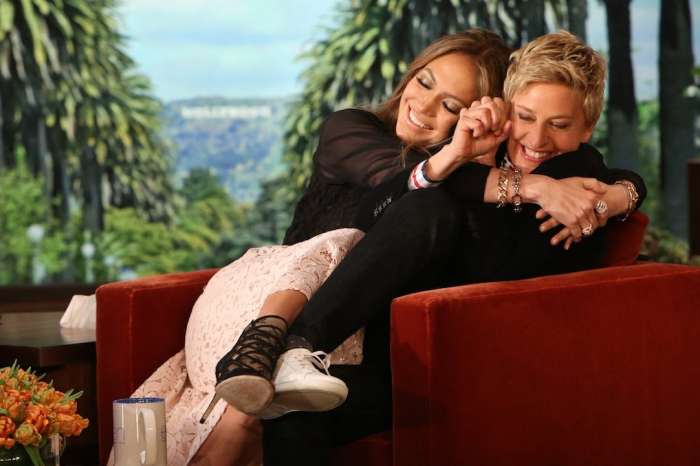 Ellen DeGeneres Excited To Be Jennifer Lopez's Maid Of Honor!