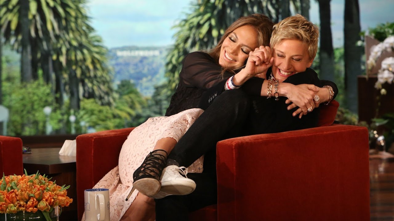 """ellen-degeneres-excited-to-be-jennifer-lopezs-maid-of-honor"""