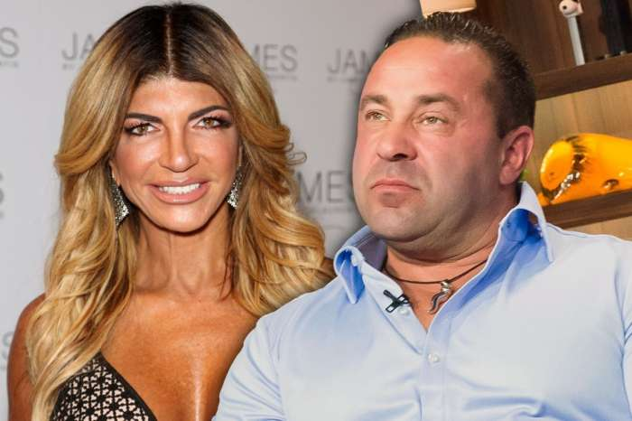 Teresa Giudice Emotionally Ready To Divorce Joe - She's Working On Getting 'Detached!'