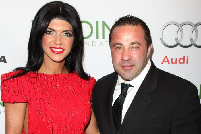 Teresa Giudice - Here's How The RHONJ Star Really Feels About Husband Joe's Sentence Being Over!