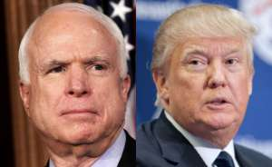 Donald Trump Calls The Late John McCain 'Horrible' Again And Social Media Is Outraged - Again!