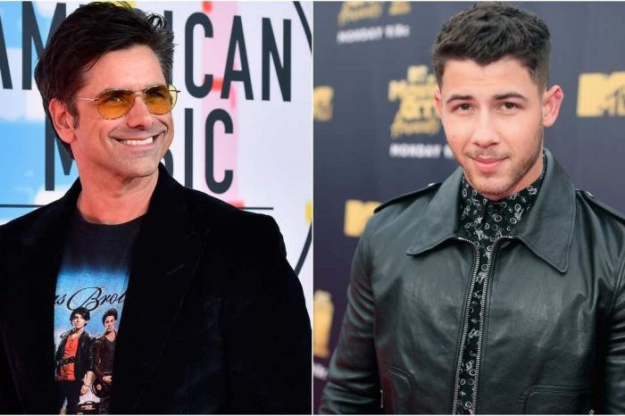 John Stamos 'Gets Tattoo' Of Nick Jonas' Face Amid Their Hilarious Troll War