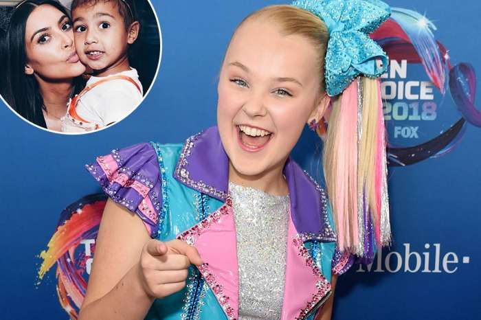 JoJo Siwa Says She And Kim Kardashian Are 'Best Friends!'