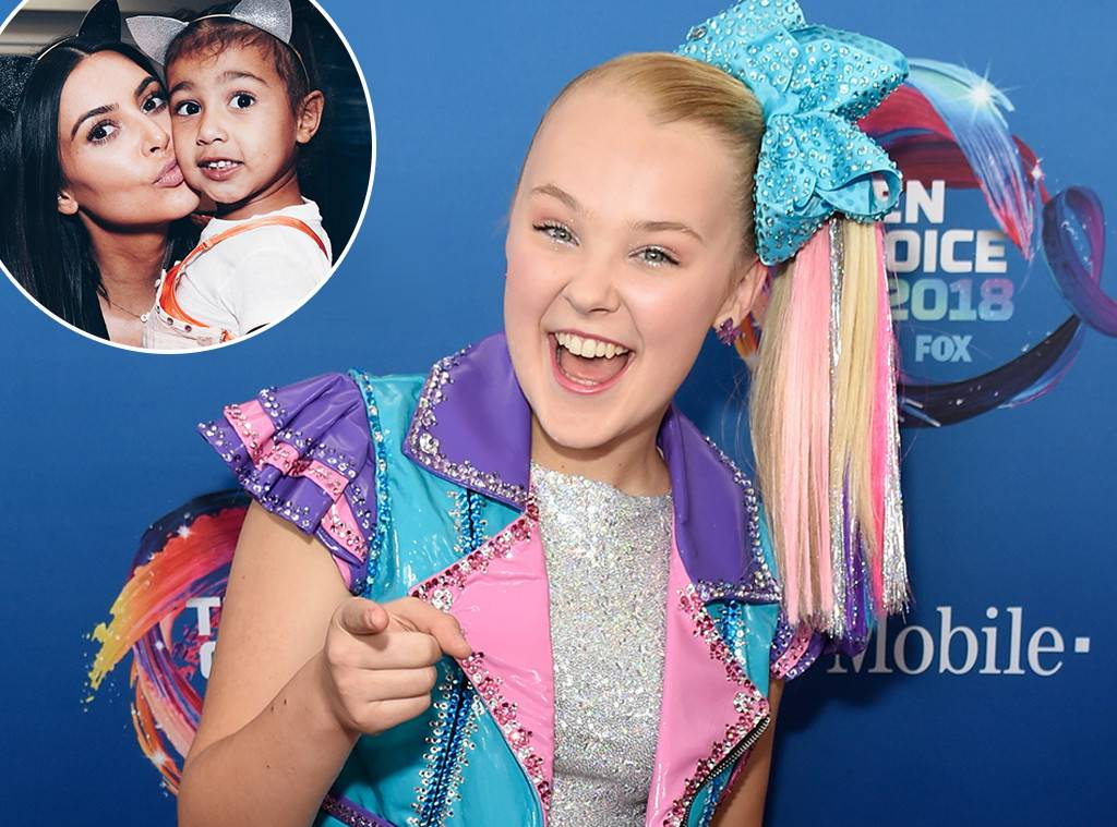 jojo-siwa-kim-kardashian-north-west
