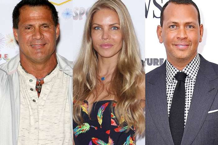 Jose Canseco's Former Wife Addresses His Claims That Alex Rodriguez Cheated On Jennifer Lopez With Her!