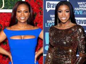 Kandi Burruss Addresses Her Friendship With Porsha Williams And Talks About Losing NeNe Leakes As An Instagram Follower - See The Video
