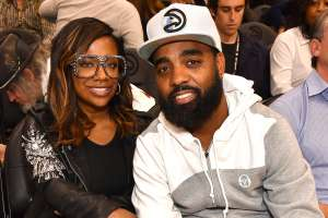 Kandi Burruss And Todd Tucker Were At An Event About Giving Back To The Community And The Growth Of Atlanta