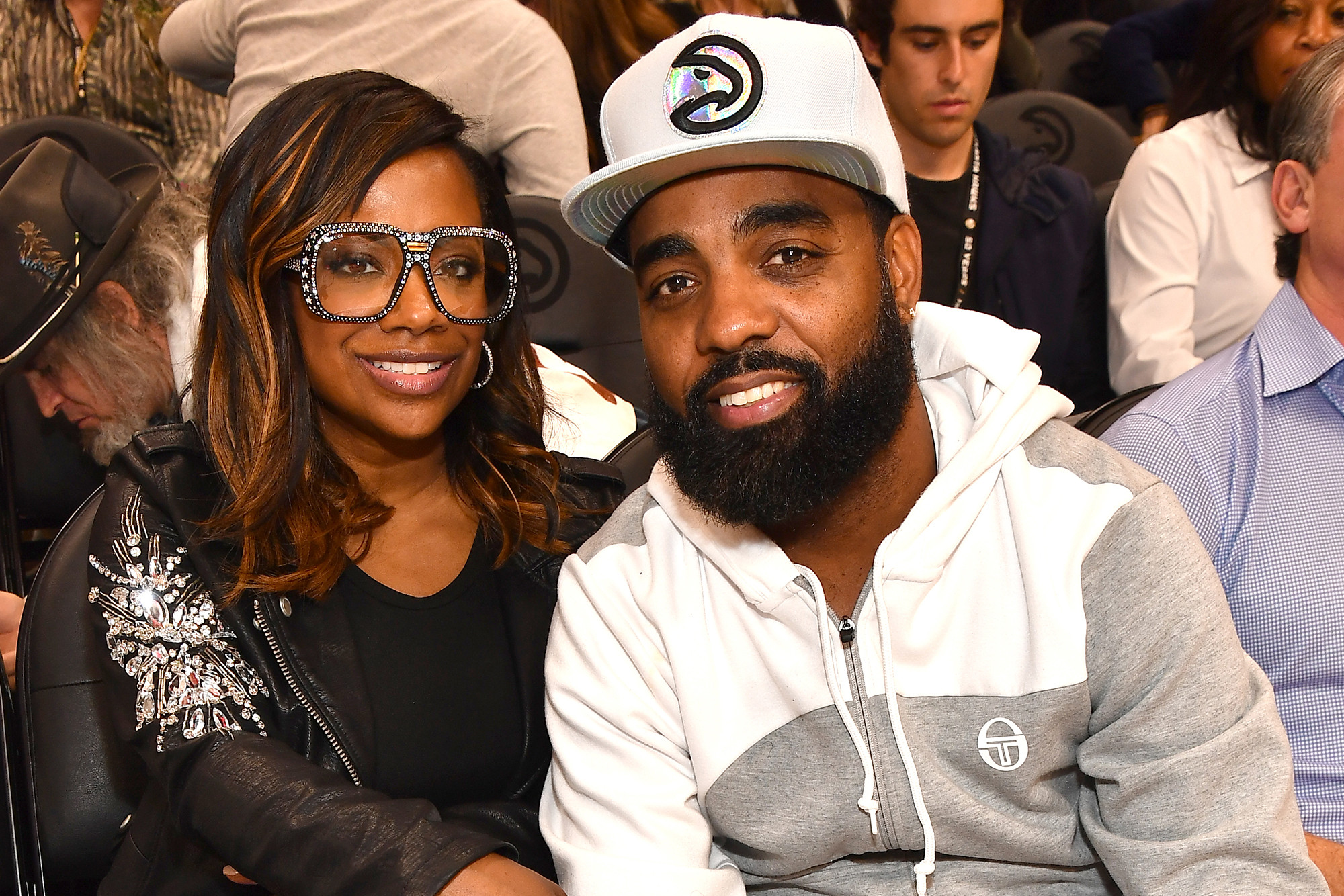 Kandi Burruss Refuses To Double-Date With T.I. & Tiny Harris