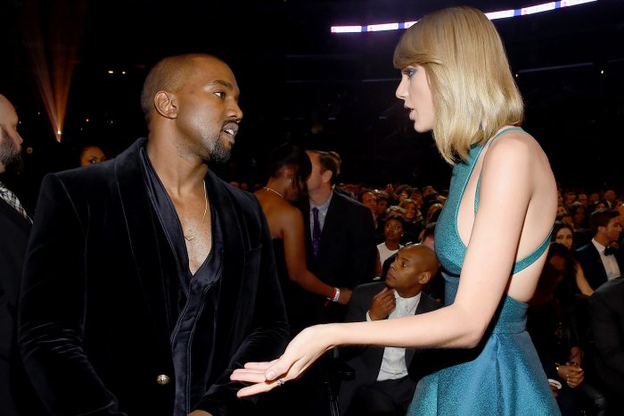 Taylor Swift Likes Post Throwing Shade At Kanye West - Feuding Again?