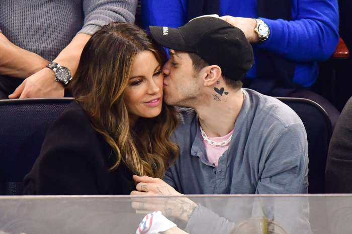 Pete Davidson And Kate Beckinsale: The SNL Star's Pals Think A Proposal Is Coming Soon - Here's Why!