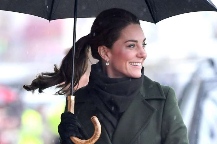 Kate Middleton Talks The Ups And Downs Of Parenting While Hanging Out With Toddlers!