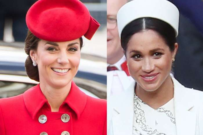 Meghan Markle Vs. Kate Middleton - Here's How The Duchesses Just Squashed Their Feud Rumors!
