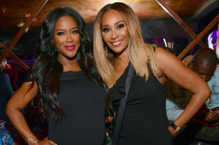 Kenya Moore Doesn't Regret Stopping By Cynthia Bailey's Party And Causing Drama