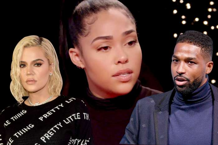 "Tristan Thompson Allegedly Wants To Apologize To Jordyn Woods: ""He Feels Bad She Got Caught In The Crossfire"""