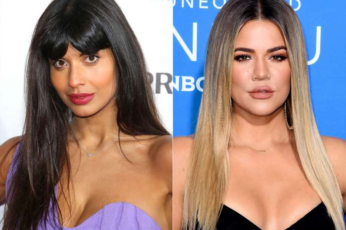 Jameela Jamil Tells Khloe Kardashian To 'Check Your Moral Compass' After Defending Her Weightloss Tea Advertising