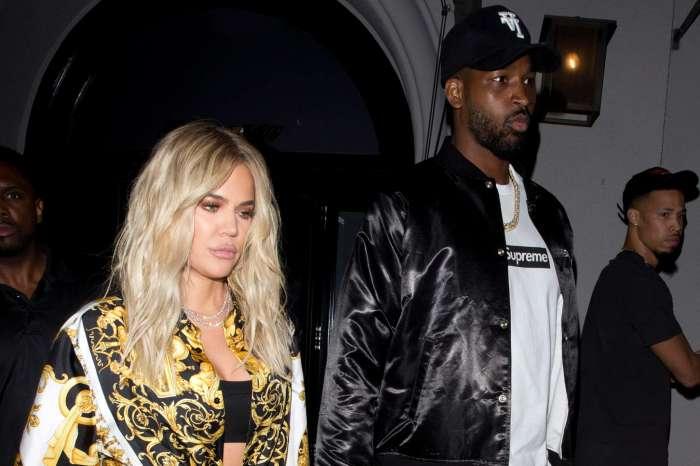 KUWK: Khloe Kardashian Defends Tristan Saying He Is 'A Good Dad' Amid Rumors He Hasn't Seen True Since The Split!