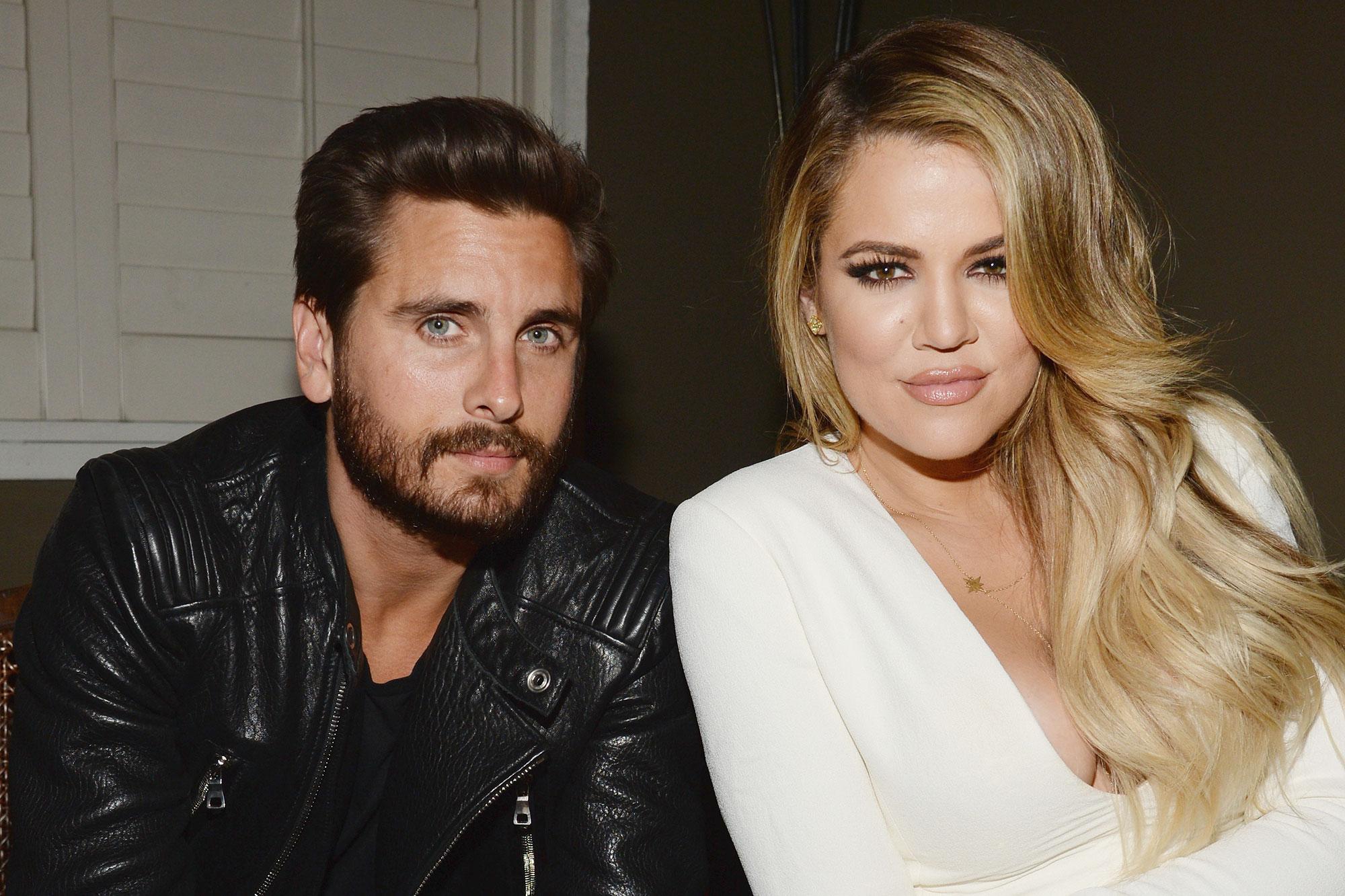 Scott Disick Is Crushing On Khloe Kardashian - The KUWK Star Plans To Ignore Tristan Thompson's Birthday