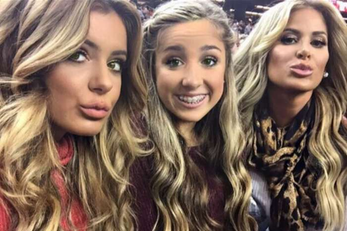 Kim Zolciak Admits She's Creeped Out By How Much Her Daughters Resemble Her