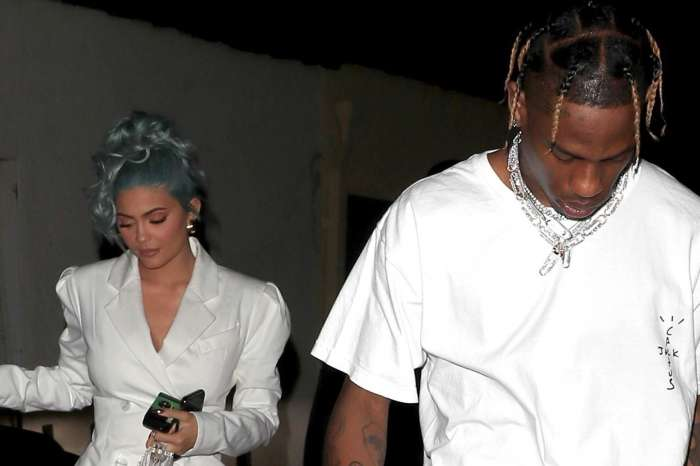 Kylie Jenner And Travis Scott Were Spotted Having Dinner Together - They Reportedly Plan A Vacay To Work On Their Relationship Following The Cheating Rumors