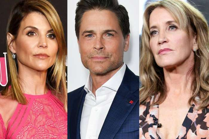 Rob Lowe Seems To Shade Felicity Huffman And Lori Loughlin After Their Arrest!