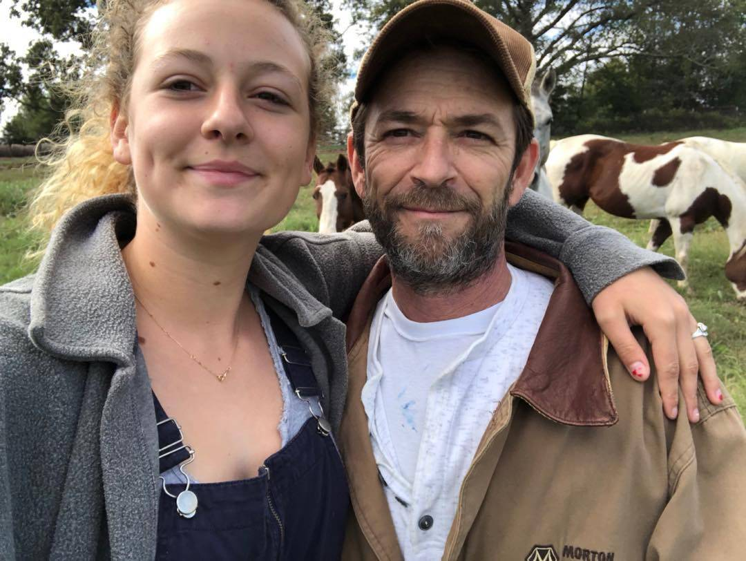 Luke Perry, star of 'Beverly Hills, 90210,' buried in Tennessee