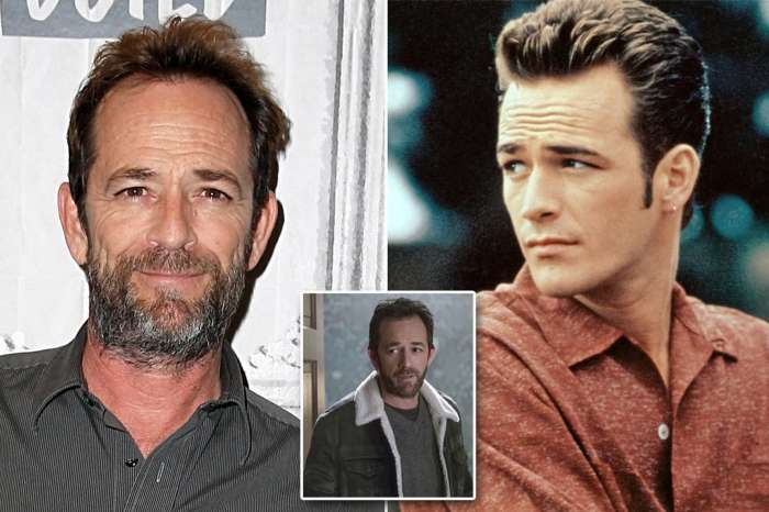Luke Perry Tragically Passes Away Following Severe Stroke