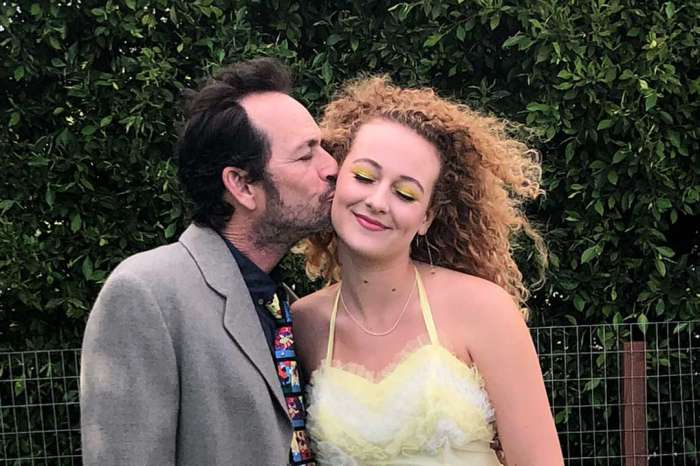 Luke Perry's Daughter Remembers Him In Touching Post - 'I Miss Him A Little Extra Today'