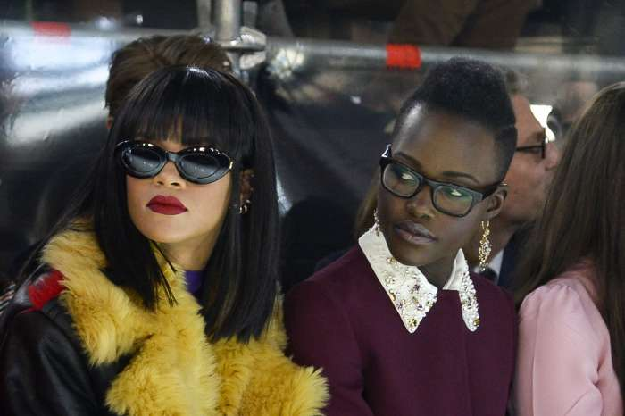 Lupita Nyong'o Talks Secret Collab With Rihanna!