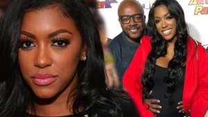 Porsha Williams Is Drop Dead Gorgeous In This Animal Print Dress - See The Photos