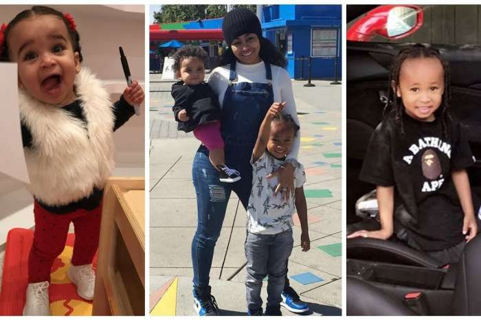Blac Chyna Enjoys A BBQ Sunday With The Kids, Dream Kardashian & King Cairo - Fans Defend Her From Haters Who Slammed Her For Two Reasons - Check Out The Videos