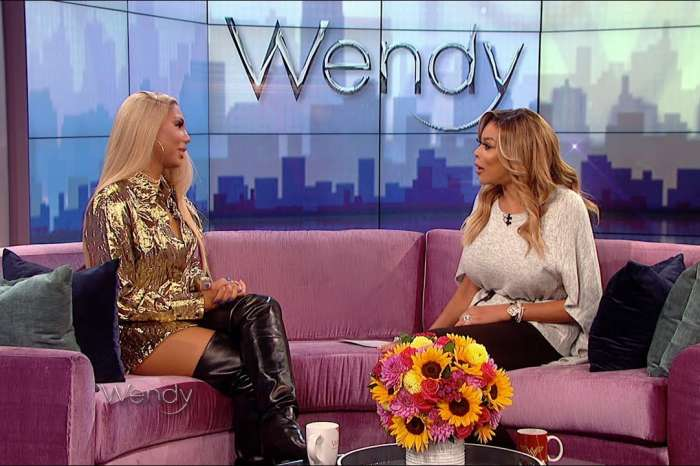 Tamar Braxton Talked About The CBB, Co-Parenting And More On Wendy Williams' Show - People Call Tamar A Bully