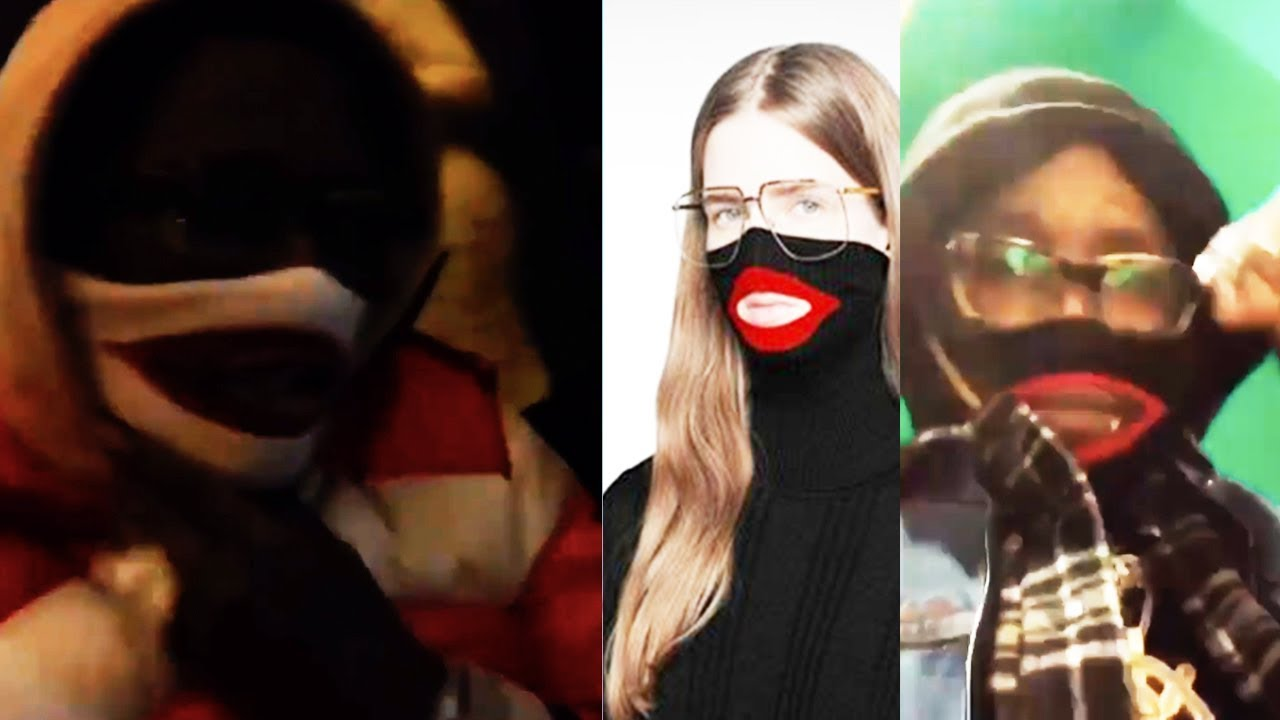 Young Thug Wears The Infamous Gucci Blackface Sweater In The Studio