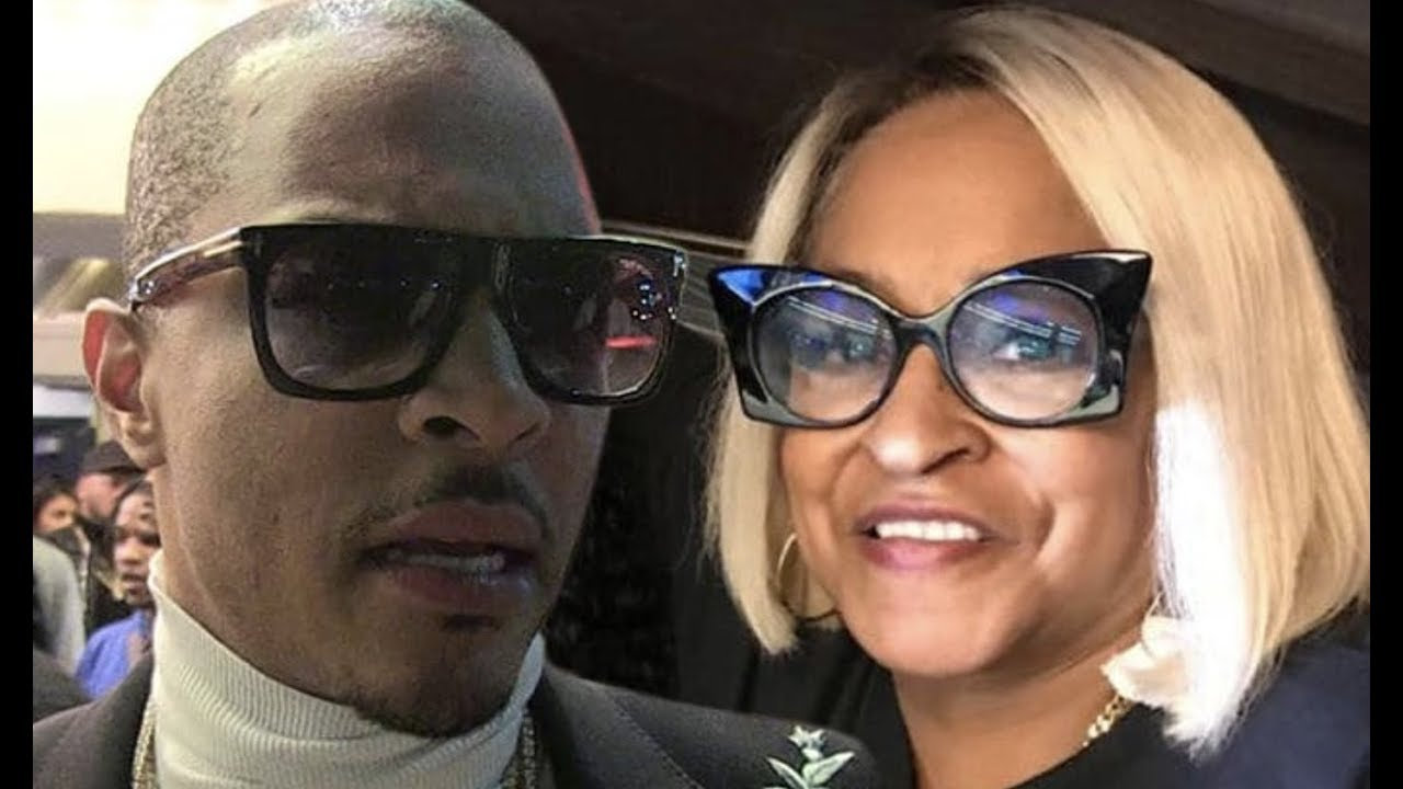 T.I. Has A Heartbreaking Imaginary Conversation With Precious Harris And Fans Are In Tears - Read It Here