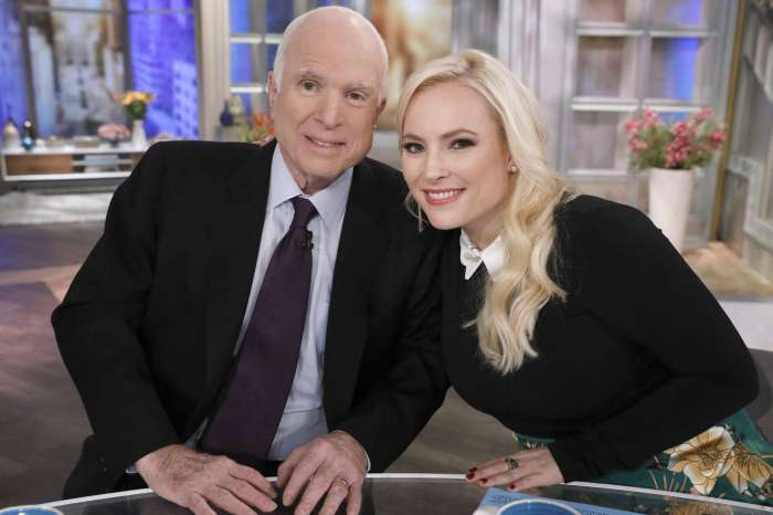 Meghan McCain Claps Back At President Donald Trump After Attacking Her Dead Father