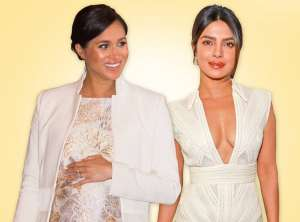 Priyanka Chopra And Meghan Markle - Did The Pals Have A Fall Out?