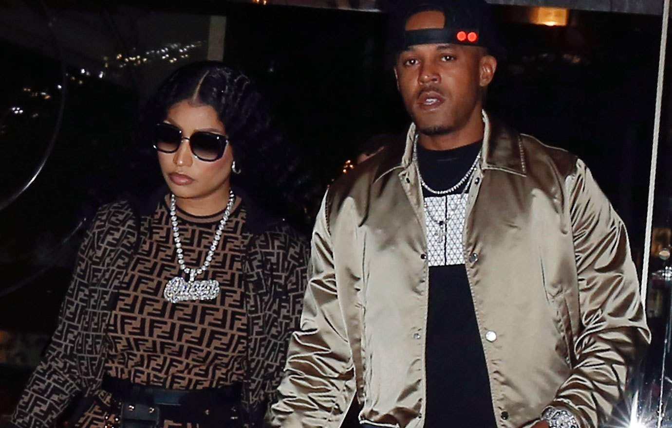 Nicki Minaj Gushes Over Her Sweetheart, Kenneth Petty - Check Out The Pic Since They Were Kids