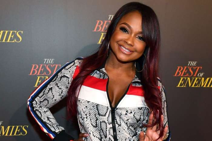 Phaedra Parks' Former Husband Apollo Nida Will Be Released From Prison Early!