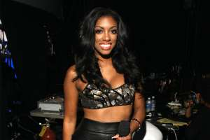 Porsha Williams Posts Another Revealing Pic Of Her Bare Bump From Before Welcoming Her Baby - Gushes Over Motherhood