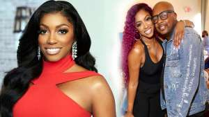 Porsha Williams' Fiance Is 'Beyond Helpful' With Their New Baby