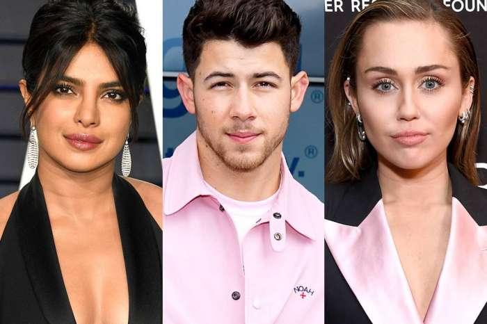 Priyanka Chopra Reacts To Hubby Nick Jonas DMing Ex Miley Cyrus