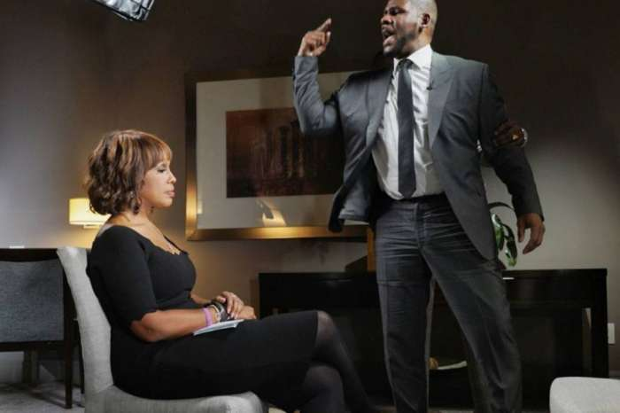 Gayle King Reveals What She Felt During R. Kelly's Emotional Breakdown