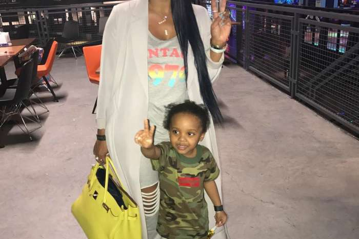 Rasheeda Frost Rocks New Pink Hair But Has Fans Confused Due To Her Shirt - Check Out The Message Printed On It