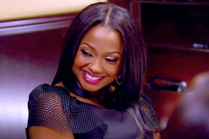 Phaedra Parks Couldn't Look Happier With Her Beau For St. Patrick's Day And Fans Tell Her To Get Her Own Show Because 'RHOA Is Too Messy'