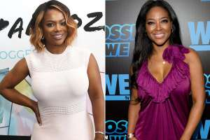 Kandi Burruss Hopes Kenya Moore Will Be Back On RHOA!