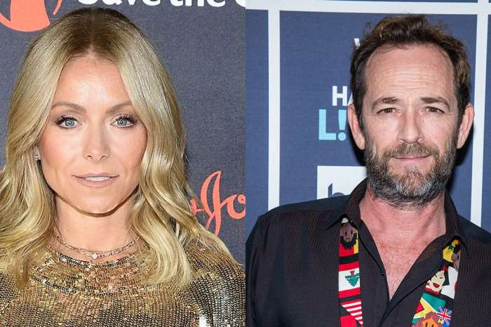 Kelly Ripa Gets Emotional As She Pays Tribute To 'Dear Friend' Luke Perry On Live!