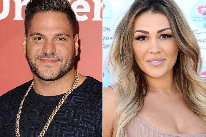 Ronnie Ortiz-Magro 'Committed To A Healthy Lifestyle' Alongside Jen Harley - Here's How!