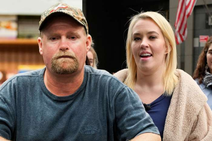 Sugar Bear To Request Full Custody Of Honey Boo Boo Following Mama June's Arrest?