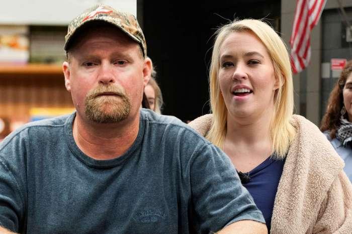 Sugar Bear To Request Full Custody Of Honey Boo Boo Following Mama June's Arrest?